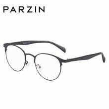 409aaa0f060 PARZIN Glasses Frame With Clear Lens Fashion Tortoiseshell Myopia Glasses  Frame Online Shop Unisex Eyewear Accessories