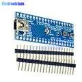 Free Shipping STM32F103CBT6 Maple Mini ARM STM32 Cortex-M3 Controller Board Module 3.3V USB Digital IO PWM Pins Port for Arduino