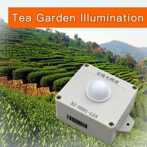 Image 4 - light intensity sensor/illumination sensor/lora lumen data logger/wireless light transmitter 433/868/915mhz battery powered