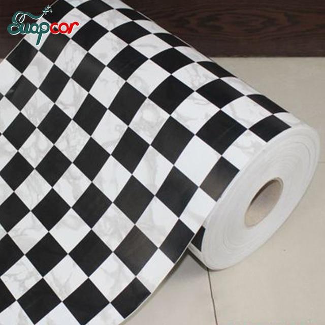 Zwart wit tegel laminaat vinyl gala zwart wit ronpaulhemp