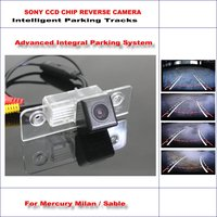 Intelligentized Reversing Camera For Mercury Milan / Sable Rear View Back Up / 580 TV Lines Dynamic Guidance Tracks