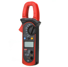 цены на UT203 Amperometric Clamp Meter Voltmeter Current Pliers AC/DC  Digital Multimeter ESR Meter Diode Frequency Tester 3999 Counts  в интернет-магазинах