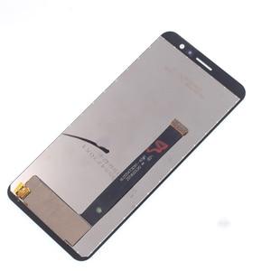 Image 4 - 100% جديد ل UMIDIGI A1 برو LCD + لمس الشاشة مكونات لقطع غيار UMI A1 برو شاشة الكريستال السائل + أدوات