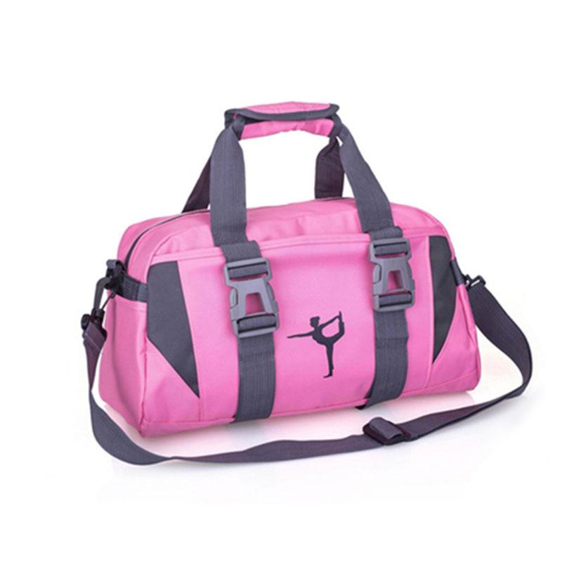 Υψηλή χωρητικότητα Γυναικεία τσάντα - Αθλητικές τσάντες - Φωτογραφία 2
