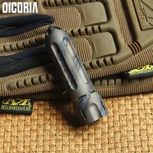 DIOCRIA outdoor Gadgets gear Titanium Anodizing Watersports dive Waterproof seal pot camping EDC Multifunction Sockets hand tool