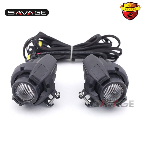 For HONDA CRF 1000 CRF1000 Motorcycle Front Head Light Driving Aux Lights Fog Lamp front head light driving aux lights fog lamp assembly for bmw r1200gs lc adv f800 f750 f650 r1150 gs motorcycle accessories