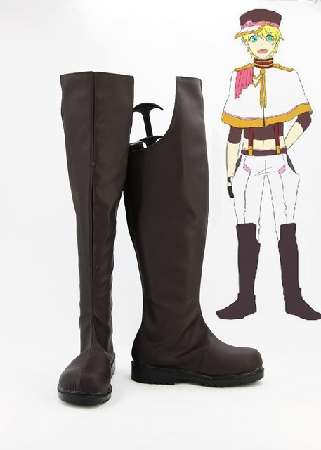 162bad60d80de US $69.99 |anime UTA NO PRINCE SAMA STRISH cosplay costume boots customized  shoes-in Shoes from Novelty & Special Use on Aliexpress.com | Alibaba ...