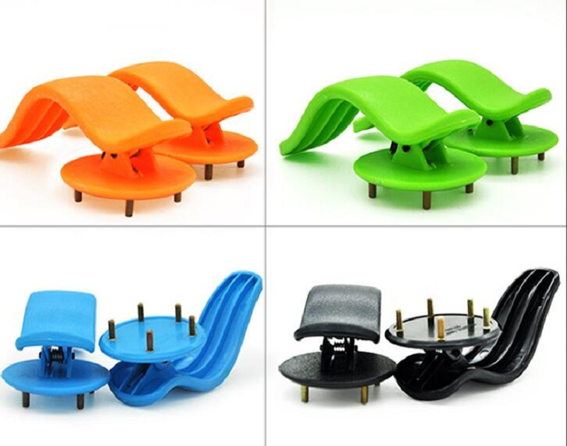 2pcs/pack Auto Universal Trunk Mounting Bracket Umbrella Holder Clip Hook Interior Multifunctional plastic Fastener Accessory