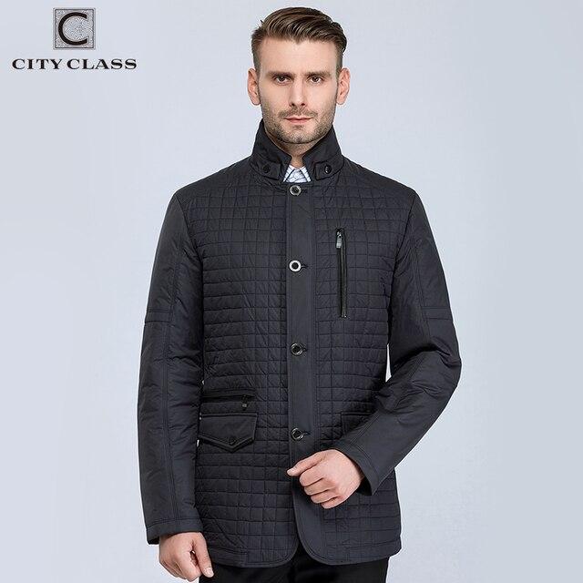 Veste manteau classe homme