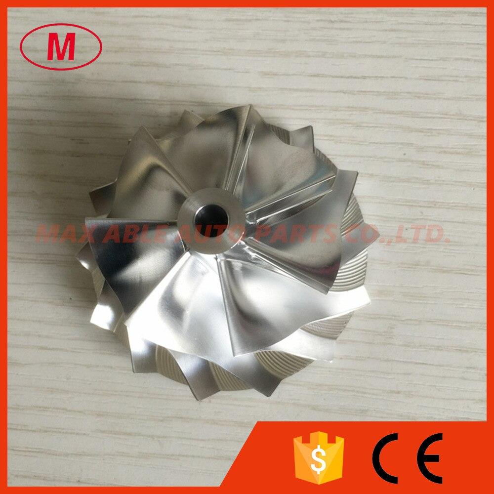TD05H 20G 49179 43400 52 56 68 01mm 7 7 BLADES high performance Turbocharger Billet milling
