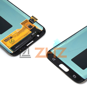 Image 3 - Amoled For SAMSUNG GALAXY S7 edge lcd display Touch Screen Digitizer assembly LCD digitizer G935 G935F with frame repair parts