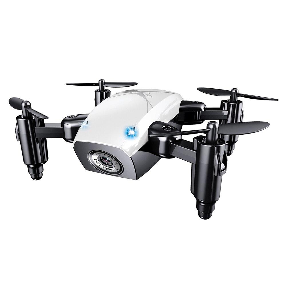 S9HW Mini WiFi FPV Pocket Dron VS CX10W 1