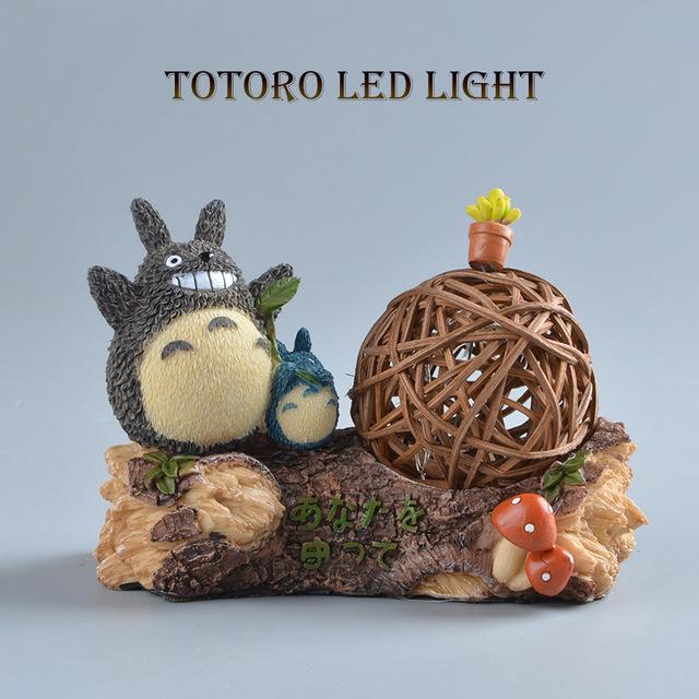 Totoro Japanese Style LED Lamp