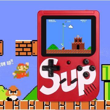 Support TV poche Console de jeu Portable 2.4 pouces 8 bits intégré 129 jeux rétro Portable lecteur de jeu