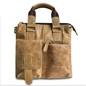 Uomini uomini borsa a tracolla vera borsa del cuoio genuino di disegno briefcase crossbody borse a tracolla laptop maschio borsa da viaggio tote uomoUomini uomini borsa a tracolla vera borsa del cuoio genuino di disegno briefcase crossbody borse a tracolla laptop maschio borsa da viaggio tote uomo