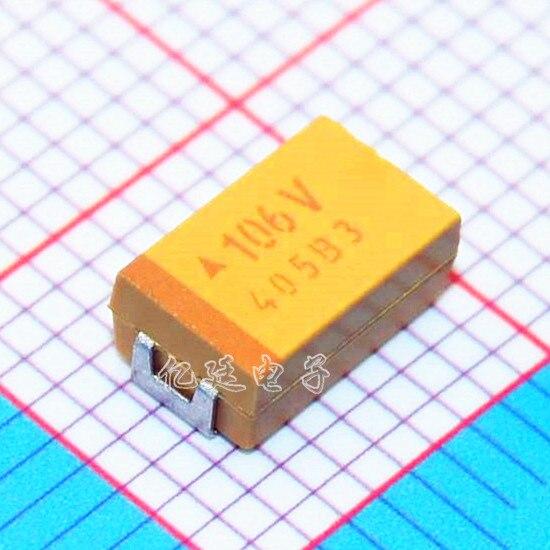 2917 5x 7343D 10UF 22UF-470UF Tantalum Capacitors 6.3-35V SMD SMT Capacitor