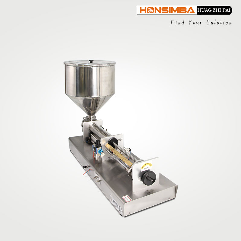 Semi-Automatic Liquid Shampoo Filling Machine Paste filling machine auto filler,single head liquid filler micro computer liquid filling machine for juice filler shampoo oil water perfume