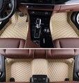 Recién + envío gratuito! encargo esterilla protectiva Mitsubishi Pajero 5 asientos 2016 durable antideslizante alfombra para Pajero 2015-2008