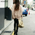 2016 Fashion Autumn Winter Aelorxin Cardigan New Women Vintage Style High Quality Long Women Casual Loose Long Female Sweater