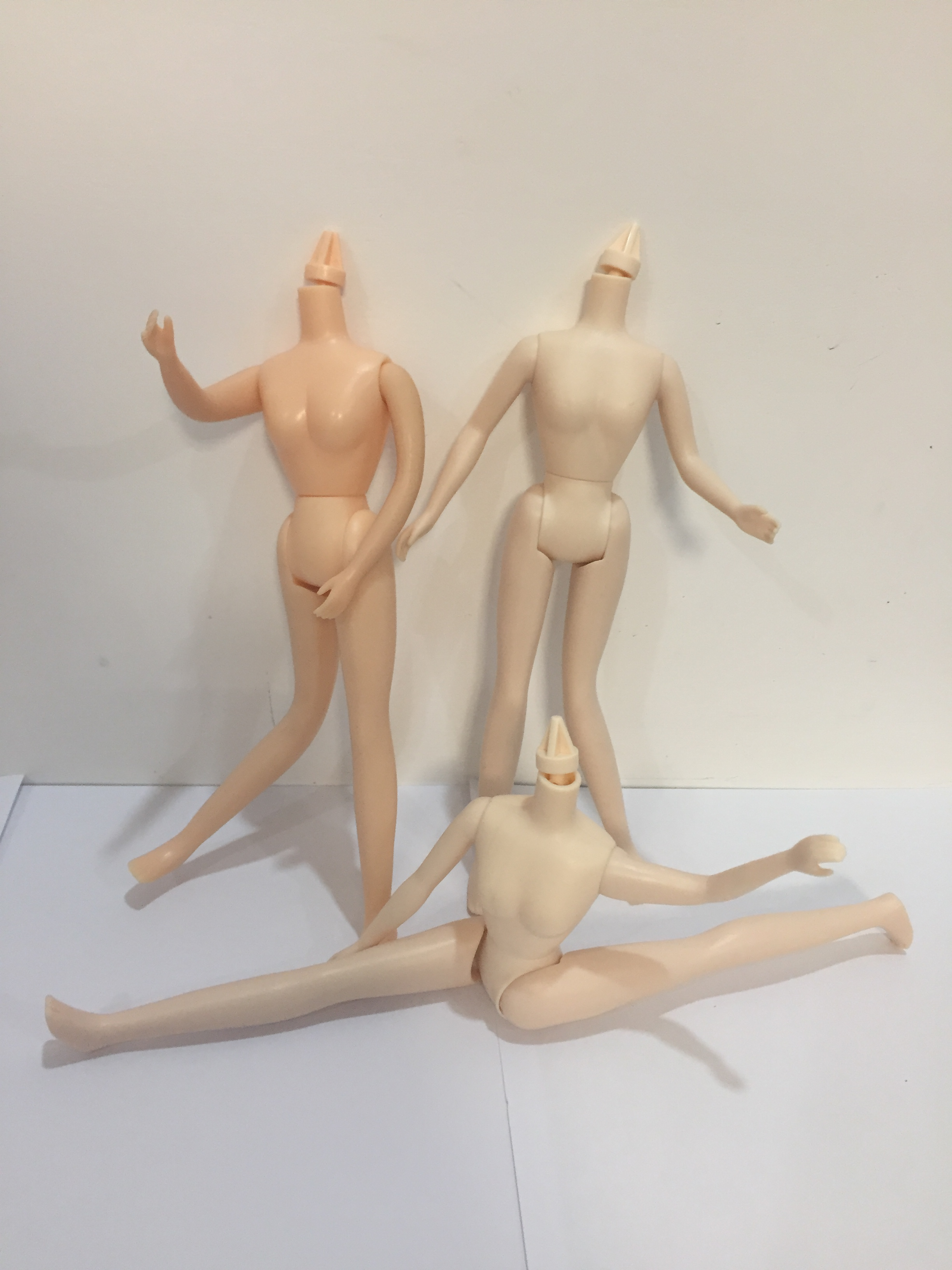 5pcs/lot 25cm Licca Body Suitable For Licca Doll Body