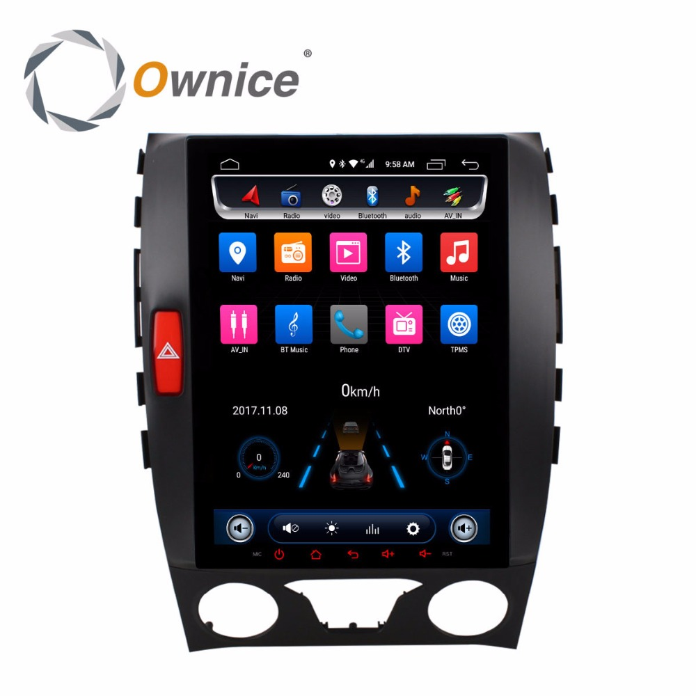 9 7 inch Android 6 0 Car DVD Player For Ford Edge 2015 2017 Octa 8 Core GPS Navigation Radio Stereo 4G WIFI TPMS in Car CD Player from Automobiles Motorcycles