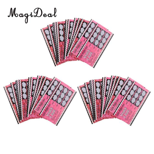 Pack Of 36 Do A Dare Scratch Card Funny Hen Night Party Accessories Photo Prop