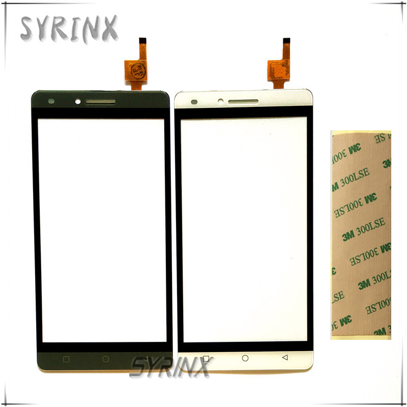 Syrinx Free Tape Touch Screen Sensor For Vertex Impress Open Touch Panel Digitizer Front Glass Touchscreen