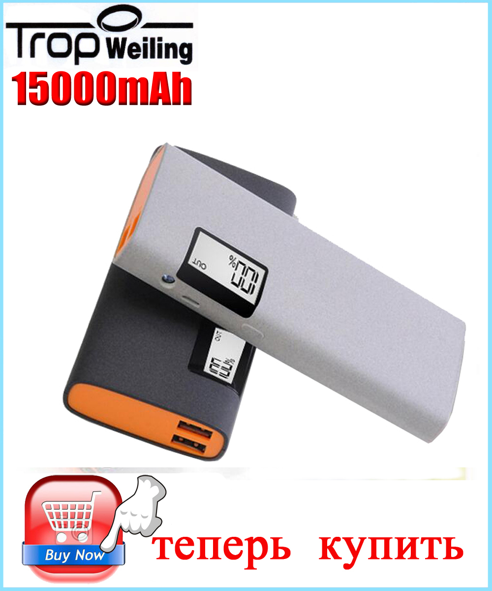 Tropweiling בנק כוח 12000mah נייד כוח בנק נייד סוללה חיצונית poverbank עבור טלפונים usb מטען נייד