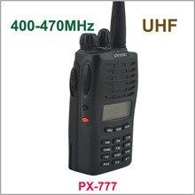 Новое поступление Puxing PX-777 UHF 400-470 мГц px777 Радио радиолюбителей
