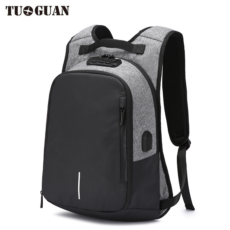 Mega Walker Laptop Backpacks For Travel Men's 14 Inch Backpacks Teenagers Girls Stylish Nylon Business Bag Women Large Bookbag