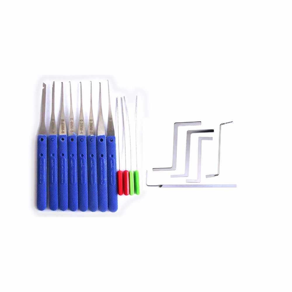 מסגר כלים עוזר שני פריטים סט 12pcs Klom שבור מפתח Extractor כלים 5 Pcs נעילת ברגים כלים מתח