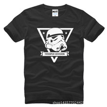 Star wars trooper division Printed Mens Men T Shirt Tshirt Fashion 2015 Short Sleeve O Neck