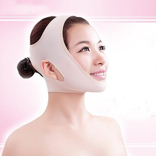 New Practical Face Chin Cheek Lift Up Belt Mask Slimming Sli…