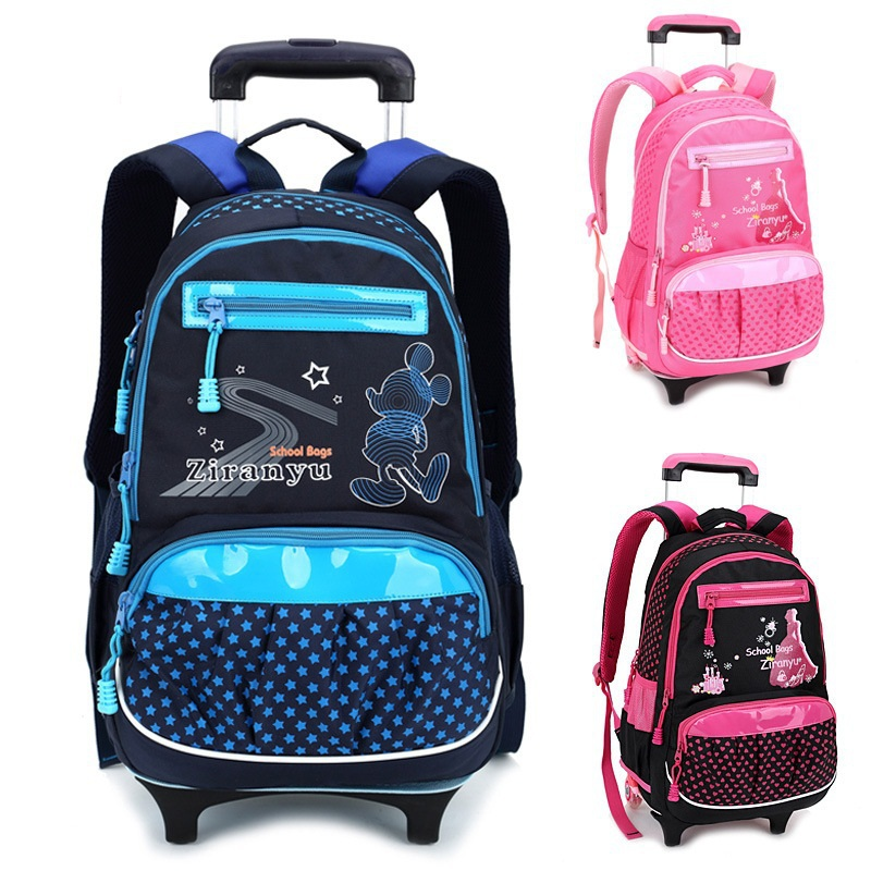 Compare Prices on Wheeled Backpacks Kids- Online Shopping/Buy Low ...