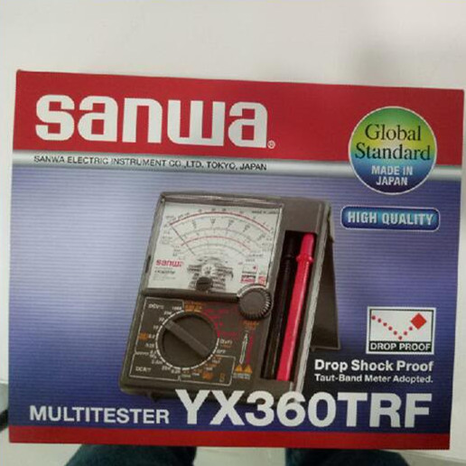 best top sanwa analog multimeter brands and get free