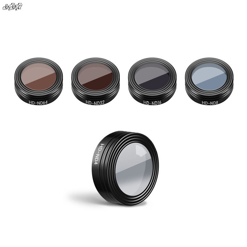 Mavic Air lens ND4 /ND8 /ND16 /ND32/ ND64 ND HD Filter For DJI Mavic Air Drone Accessories станок сверлильный энкор корвет47 90470