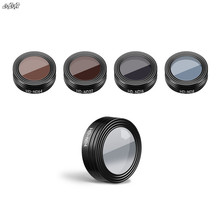 Mavic Air lens ND4 /ND8 /ND16 /ND32/ ND64 ND HD Filter For DJI Mavic Air Drone  Accessories