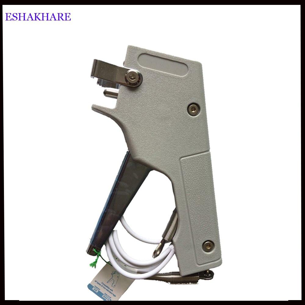 1 шт. eas супер деташер с интегрированным шнурки ультра gator безопасности деташер по прочного материала abs
