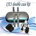 Се5 двойной комплекты электронных сигарет с CE5 атомайзеры эго-т батарея 1100 мАч красочные оптовая продажа цена молния чехол эго серии