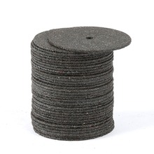 36Pcs Dremel Accesories 24mm Abrasive Cutting Discs Cut Off Wheels Disc for Dremel Rotary Tools Electric Metal Wood Cutting Tool