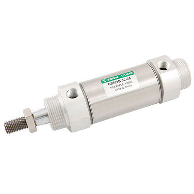 32mm Bore 25mm Stroke Dual Acting Pneumatic Mini Air Cylinder Free Shipping