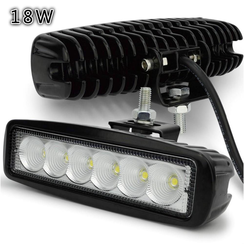 18W led car light 1