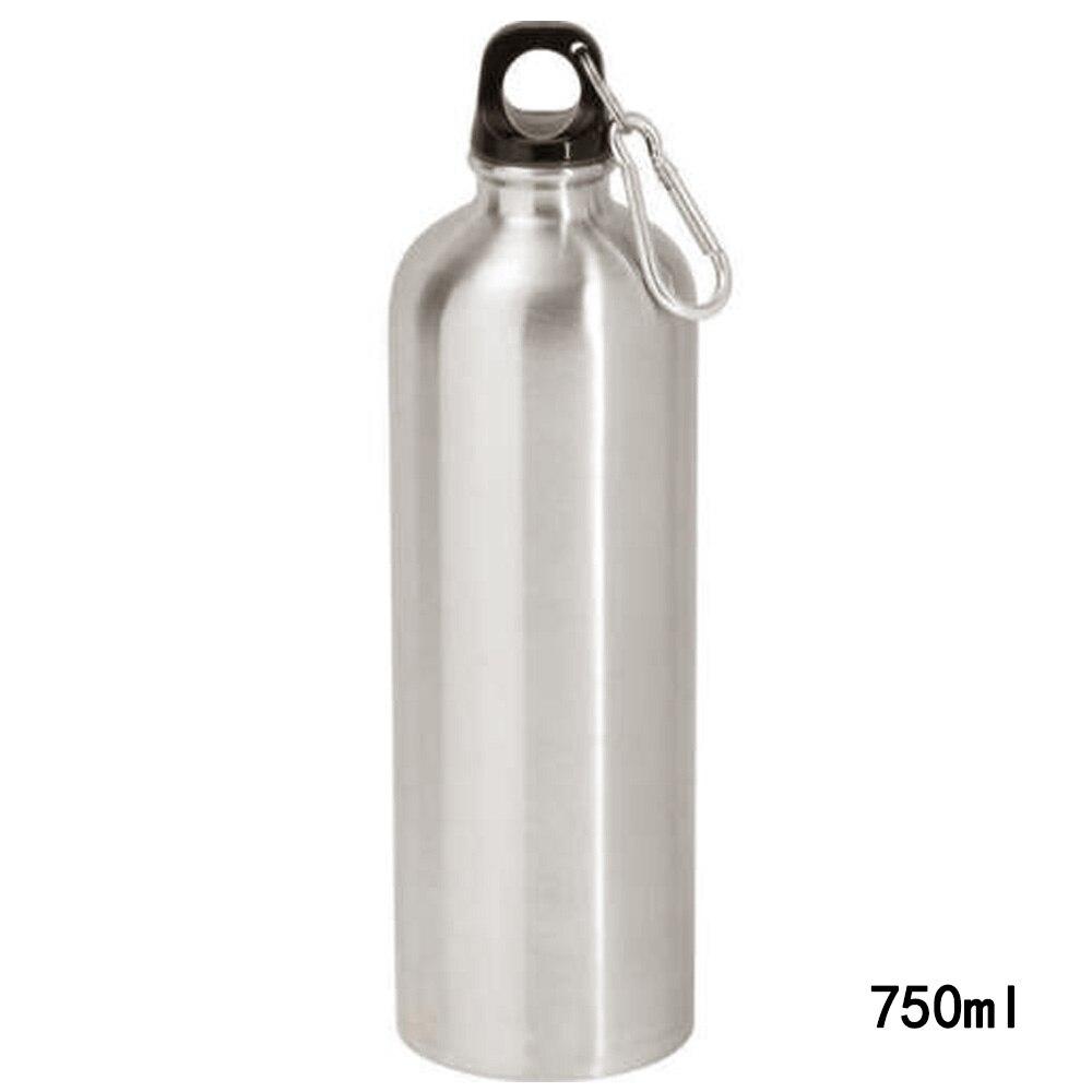 25 unze Edelstahl Sports WASSERFLASCHE + Auslaufsicher Kappe 500 ml/750 ml Kapazität