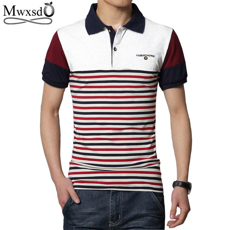 2019 summer mens slim fit   polo   shirts men stripe   polo   homme   polo   shirt brands camisa shirt