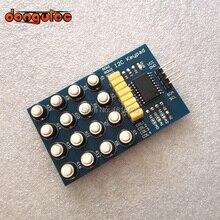 16 клавишная клавиатура IEC 1x4 2x4 3x4 4x4 матричный Массив Матрица клавиатура IEC модуль клавиатуры для arduino