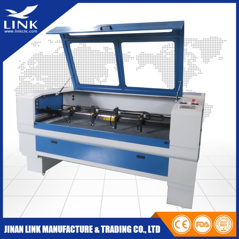 1600 1000mm Honeycomb Table Acrylic Laser Cutting Machine