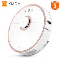 Xiaomi New Original Robot Vacuum Cleaner 2 Wet Drag Mop Smart Planned With Water Tank Automatic