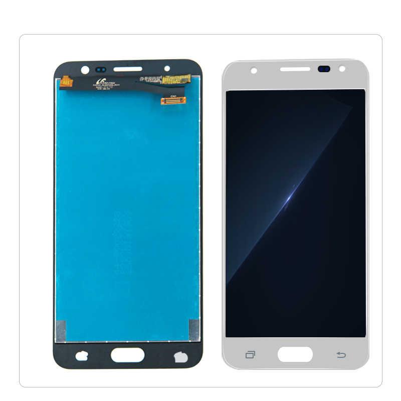 الأصلي لسامسونج غالاكسي J7 Prime 2 J7 Prime 2018 G611 SM-G611 G611F G611M شاشة الكريستال السائل شاشة رقمية تعمل بلمس قطع تجميع