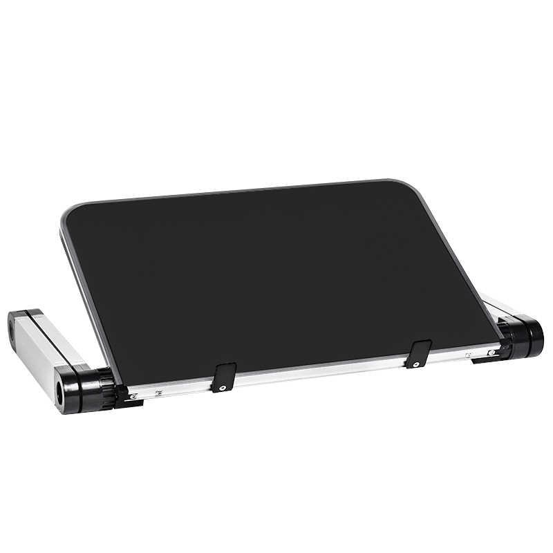 Aluminium Legierung Laptop Tragbare Faltbare Einstellbare Laptop Schreibtisch Computer Tisch Stand Tablett Notebook Lap PC Folding Schreibtisch Tisch