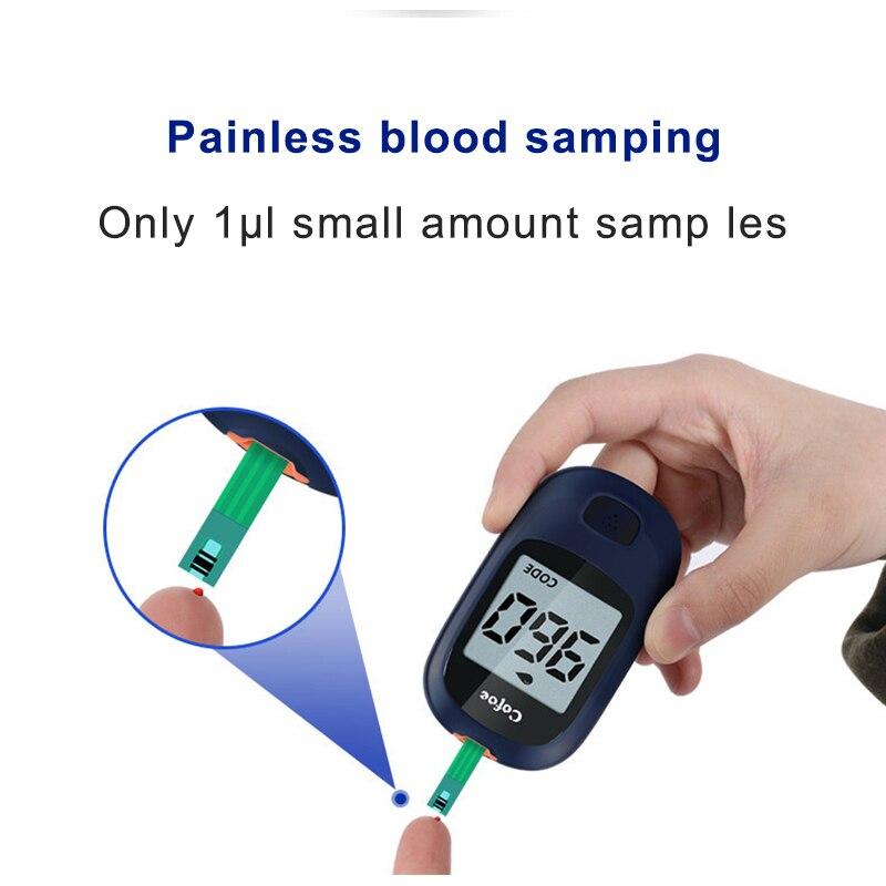 Agulhas para Diabetes Cofoe & Glicosímetro no Sangue